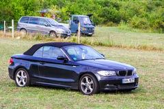 BMW 1 serie E88 Zdjęcie Royalty Free