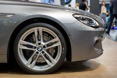 BMW 6 Series Royalty Free Stock Photos