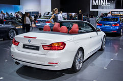 BMW 4 series Cabriolet Stock Image