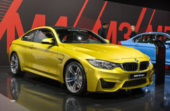 BMW 4 series Coupe M edition Royalty Free Stock Photo