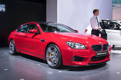 BMW 6 series Gran Coupe M edition Stock Images