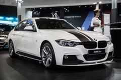 BMW 3 series M Performance Foto de archivo