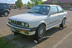 1985 BMW 3 Series, Potsdam, New York, USA Stock Photos