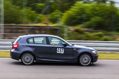 BMW 1 Series Royalty Free Stock Images