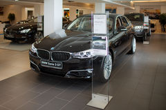 BMW 3 serii Granu Turismo Zdjęcia Stock