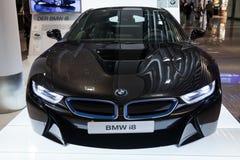 BMW serii I8 innowaci samochód Zdjęcie Royalty Free