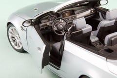 BMW sport car close-up. stock photos