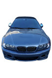 BMW sports car. Front view of the BMW sport car Royalty Free Stock Photos