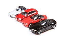 Bmw sports cars Royalty Free Stock Photography