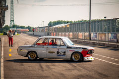 BMW 3 Ssries racing car Royalty Free Stock Images