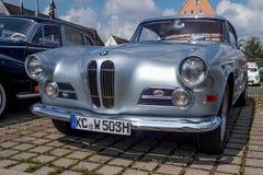 BMW - Stary zegar Obraz Stock