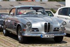 BMW - Stary zegar Zdjęcie Royalty Free
