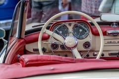 BMW - Stary zegar Obrazy Stock