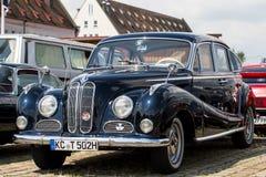 BMW - Stary zegar Fotografia Royalty Free
