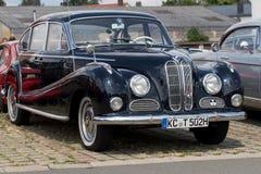 BMW - Stary zegar Obrazy Royalty Free