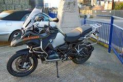 BMW super bike Stock Image