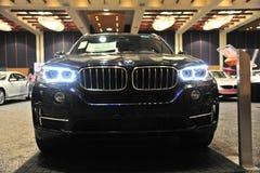 BMW SUV Brand New Royalty Free Stock Photo