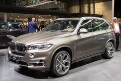 BMW X5 SUV car Stock Image