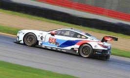 BMW Team RRL M8 GTE. 24 BMW Team RRL M8 GTE, IMSA, WeatherTech SportsCar Championship, Continental Tire Sports Car Challenge, Prototype, GT Le Mans GTLM, GT Stock Image