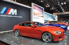 BMW-tentoongesteld voorwerp stock fotografie