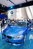 BMW in Thailand motor show. Royalty Free Stock Photo