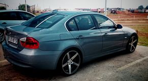 BMW Royalty Free Stock Image
