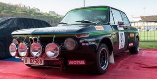 BMW 2002 TI 1971 Zdjęcia Stock