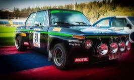 BMW 2002 TI 1971 Obraz Stock
