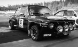 BMW 2002 TI 1971 Obrazy Stock