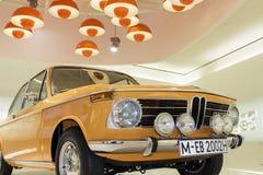 BMW 2002 TI (1968) Zdjęcie Stock