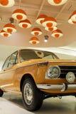 BMW 2002 TI w BMW muzeum, Monachium (1968) Fotografia Stock
