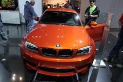 BMW un coupé di 1 serie m. Immagine Stock