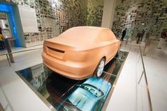 BMW van het pleister royalty-vrije stock afbeeldingen