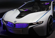 Bmw vision Stock Image