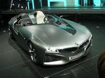 BMW Vision Connected Drive Stock Photo