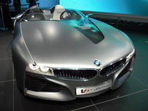 BMW Vision Connected Drive Stock Images