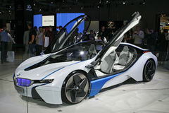 BMW Vision Efficient Dynamics Stock Photo