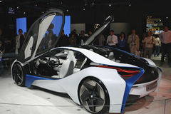 BMW Vision Efficient Dynamics Stock Images