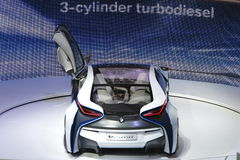 BMW Vision Efficient Dynamics Concept Car Stock Photos