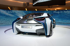BMW Vision EfficientDynamics Royalty Free Stock Image