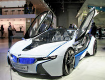 BMW Vision EfficientDynamics Royalty Free Stock Photo
