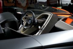 BMW-Vision EfficientDynamics Stockfotos