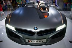 BMW-Vision EfficientDynamics Lizenzfreie Stockbilder
