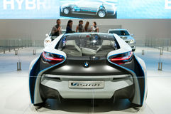 BMW Vision EfficientDynamics Concept car Stock Images