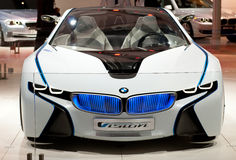 BMW Vision EfficientDynamics Concept car Stock Photography