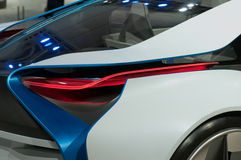BMW Vision EfficientDynamics Concept car, detail Stock Photos