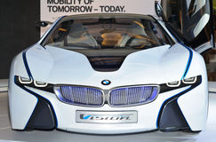 The BMW Vision EfficientDynamics vehicle Stock Photo