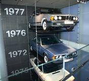 BMW welt Royalty Free Stock Image