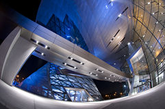 BMW Welt Building München Royalty Free Stock Images