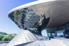 BMW welt building Royalty Free Stock Photography